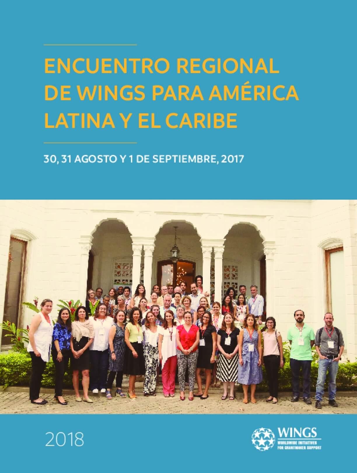Encuentro Regional de WINGS para América Latina y el Caribe