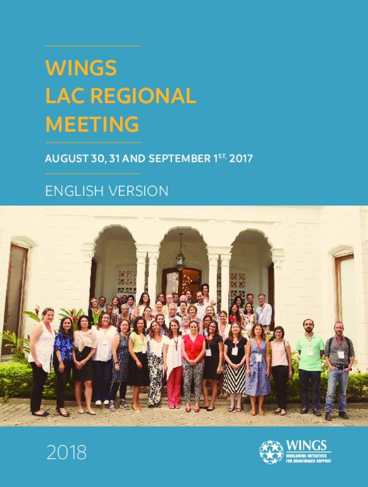 WINGS LAC Regional Meeting Report