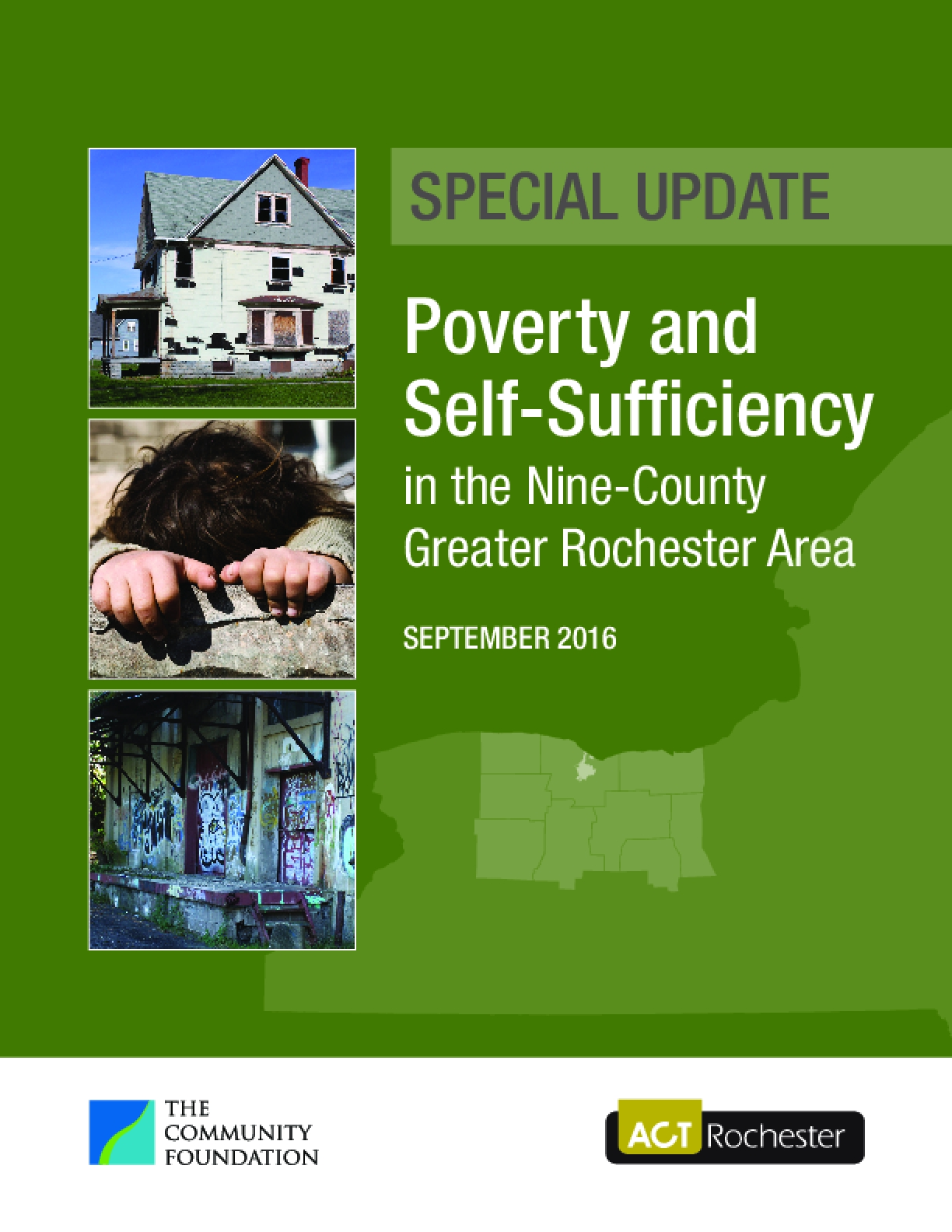 Poverty and Self-Sufficiency in the Nine-County Greater Rochester Area