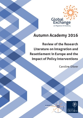 Review of the Research Literature on Integration and Resettlement in Europe and the Impact of Policy Interventions