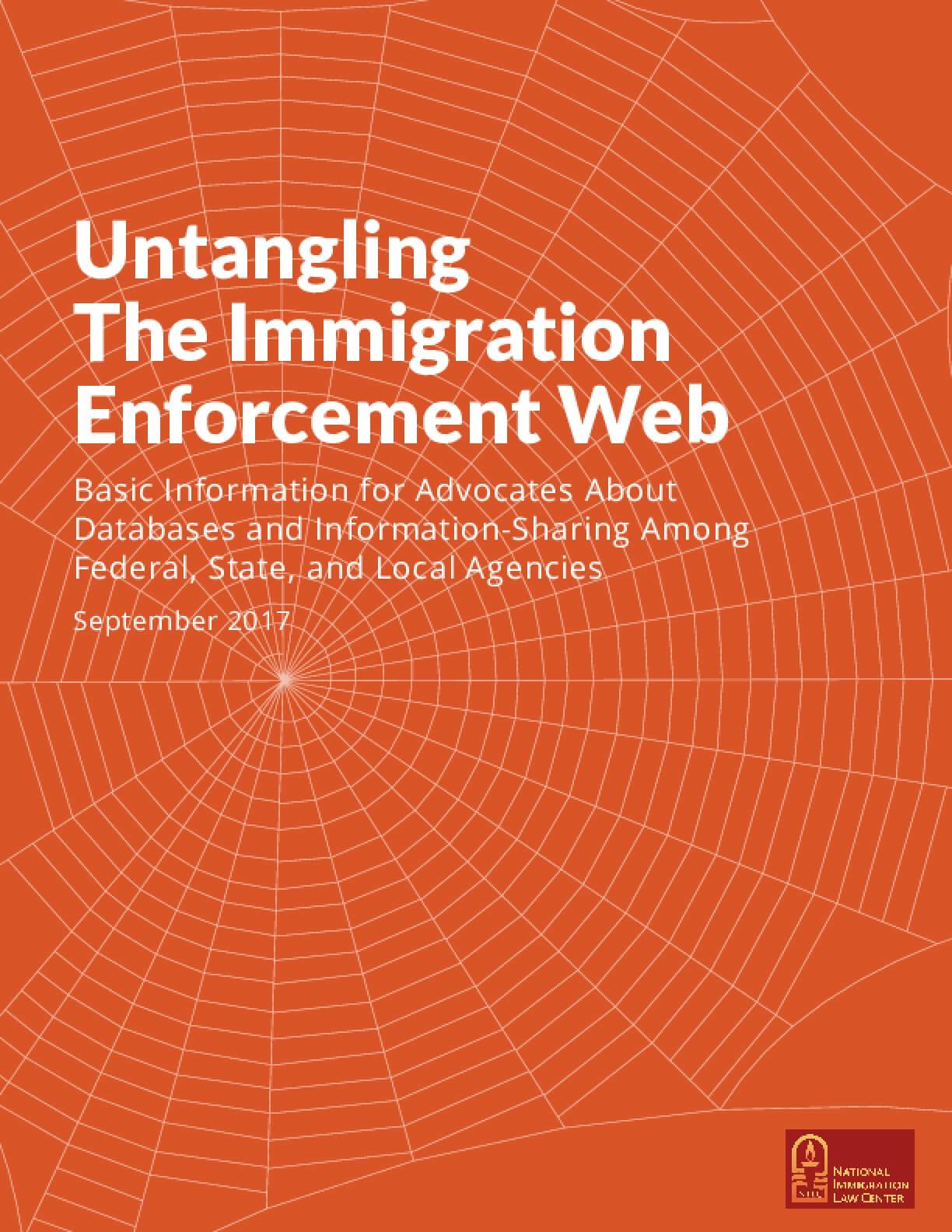 Untangling the Immigration Enforcement Web