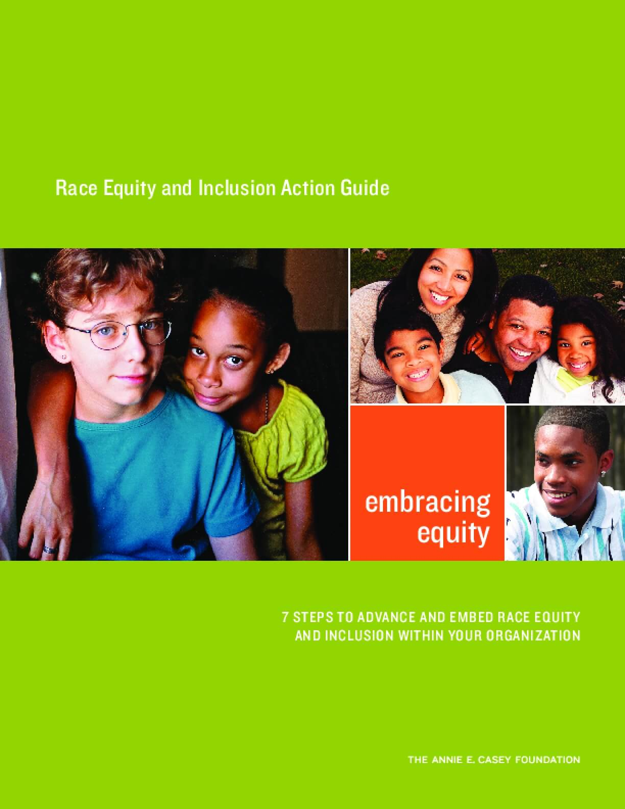 Race Equity and Inclusion Action Guide