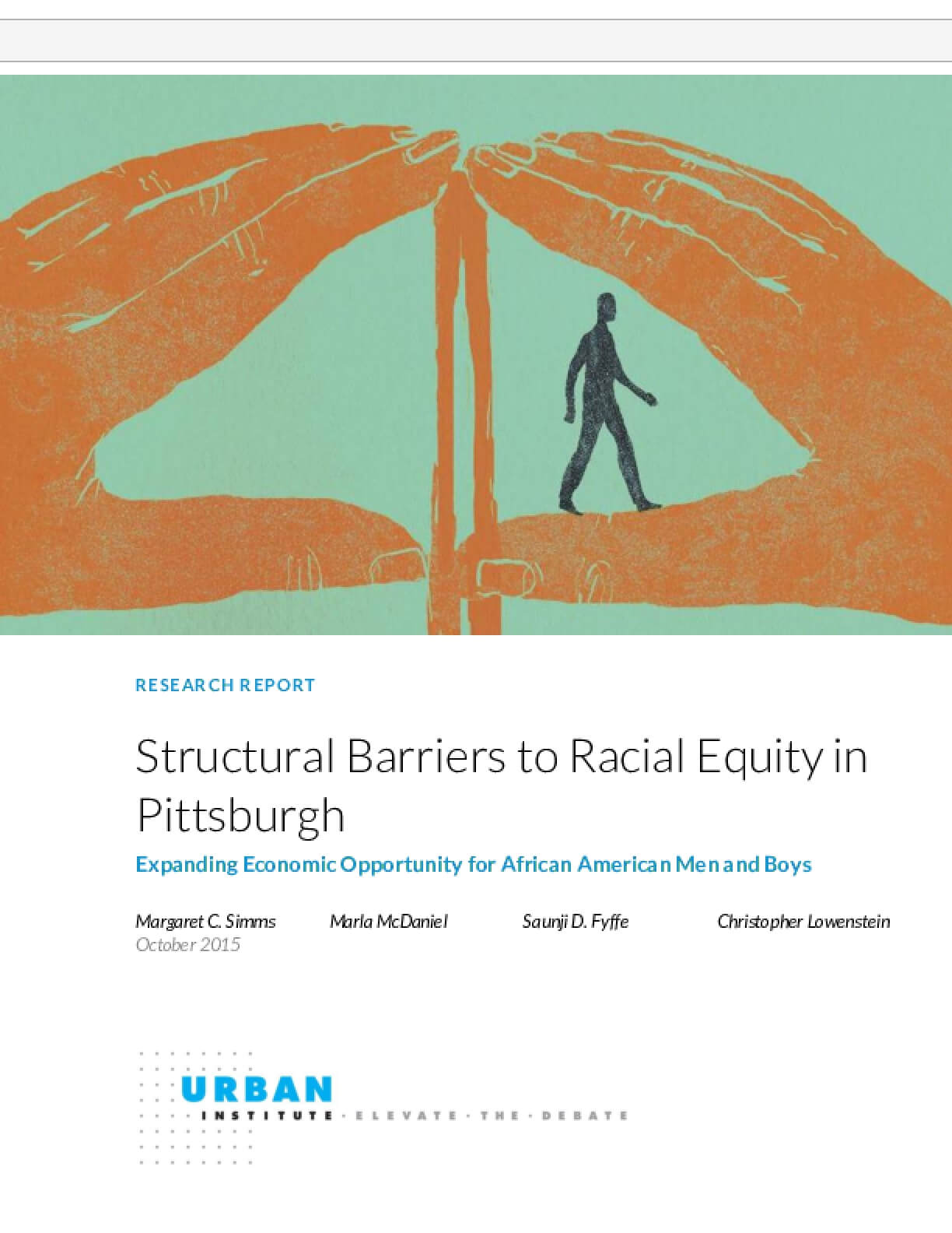 Structural Barriers to Racial Equity in Pittsburgh