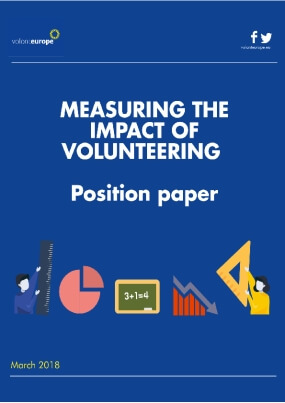 Measuring the Impact of Volunteering : Position Paper
