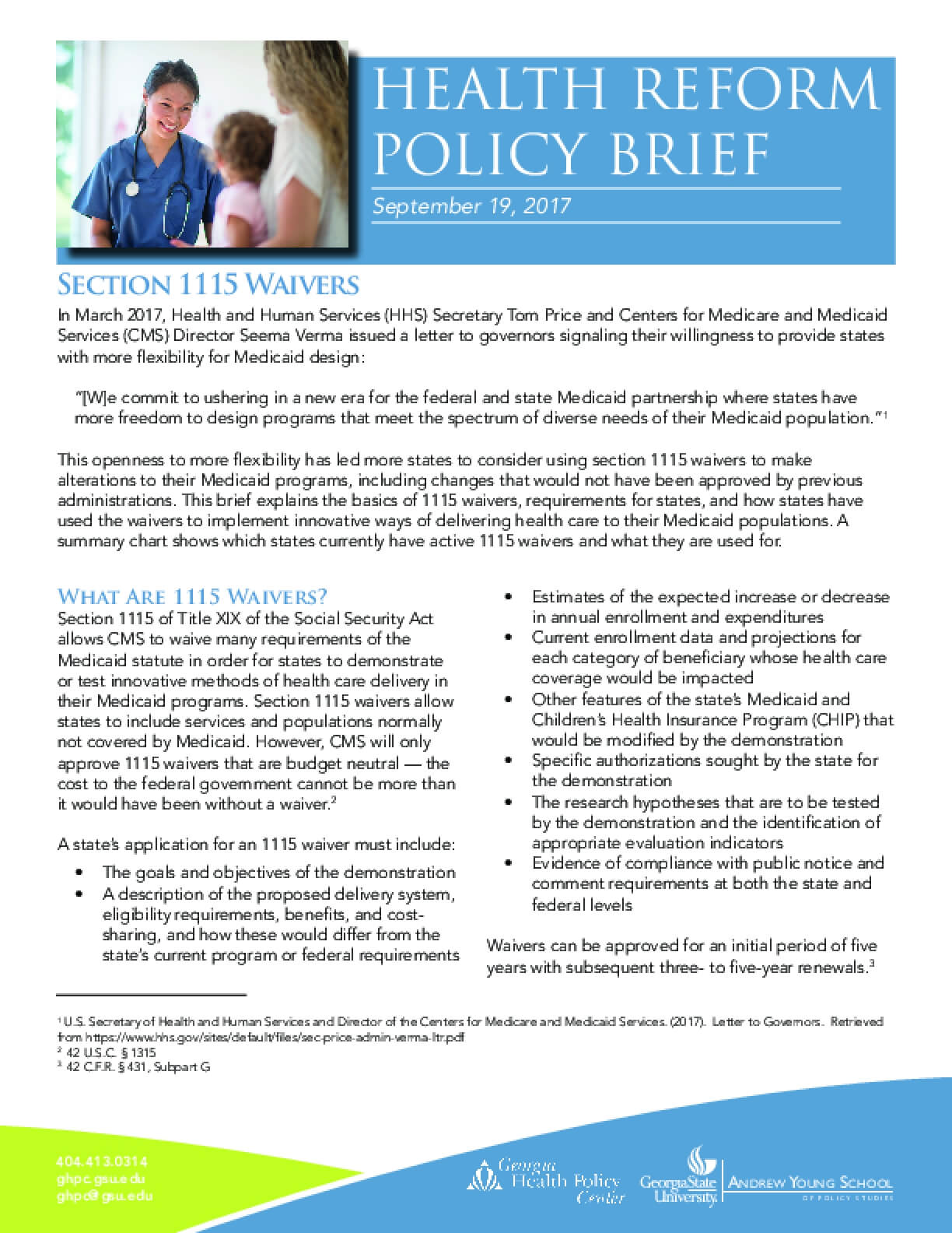 the benefits of the federal policy on health care in the united states Legislation, regulations & policies (eg economic recovery, health care, energy policy the united states code is the codification of general and permanent.
