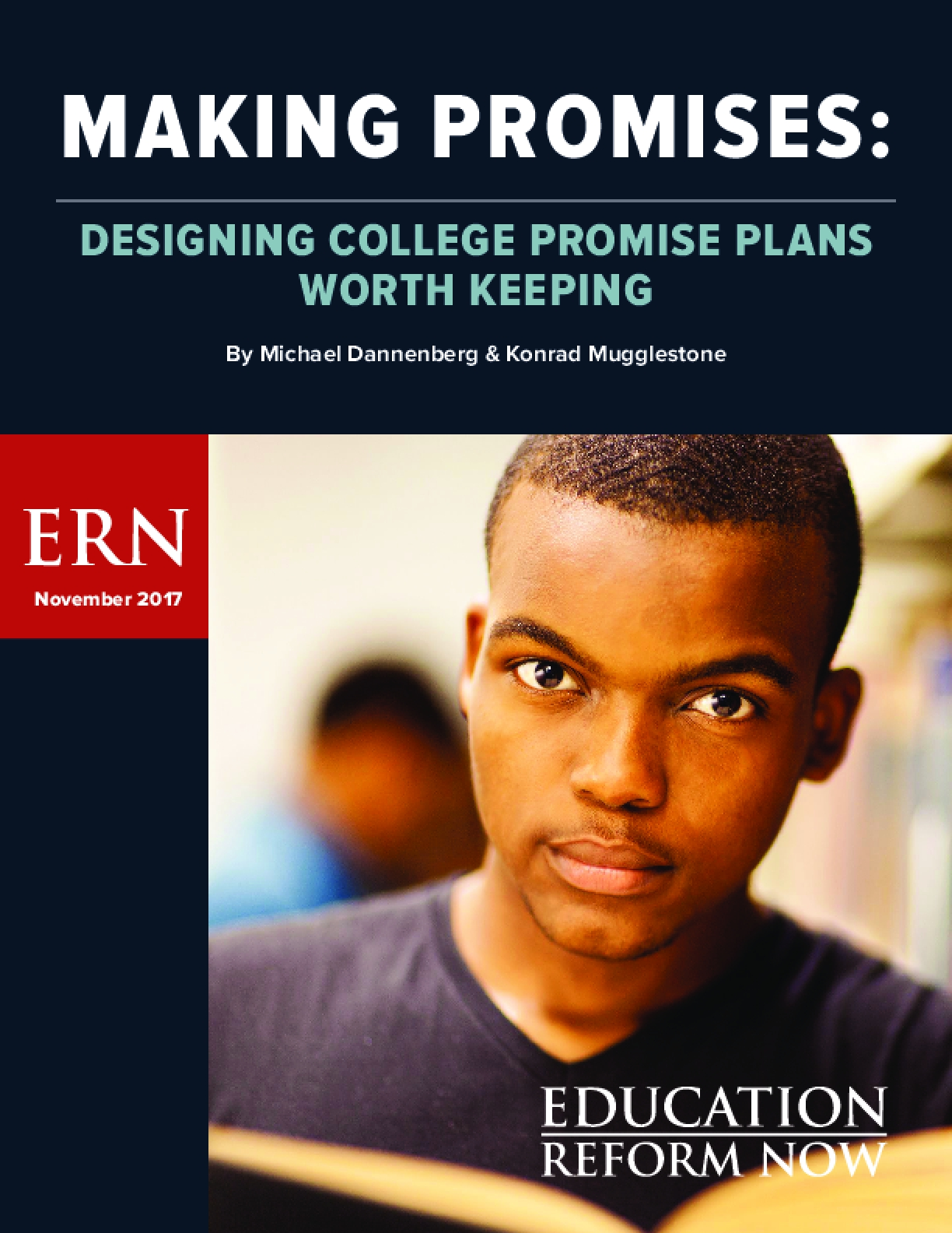 Making Promises: Designing College Promise Plans Worth Keeping