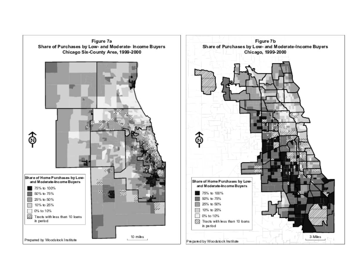 Who's Buying Where? A Series on Home Buying and Neighborhood Change (Maps)