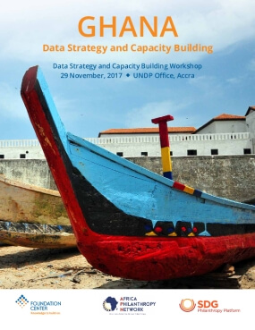 Ghana: Data Strategy and Capacity Building (Second Report)