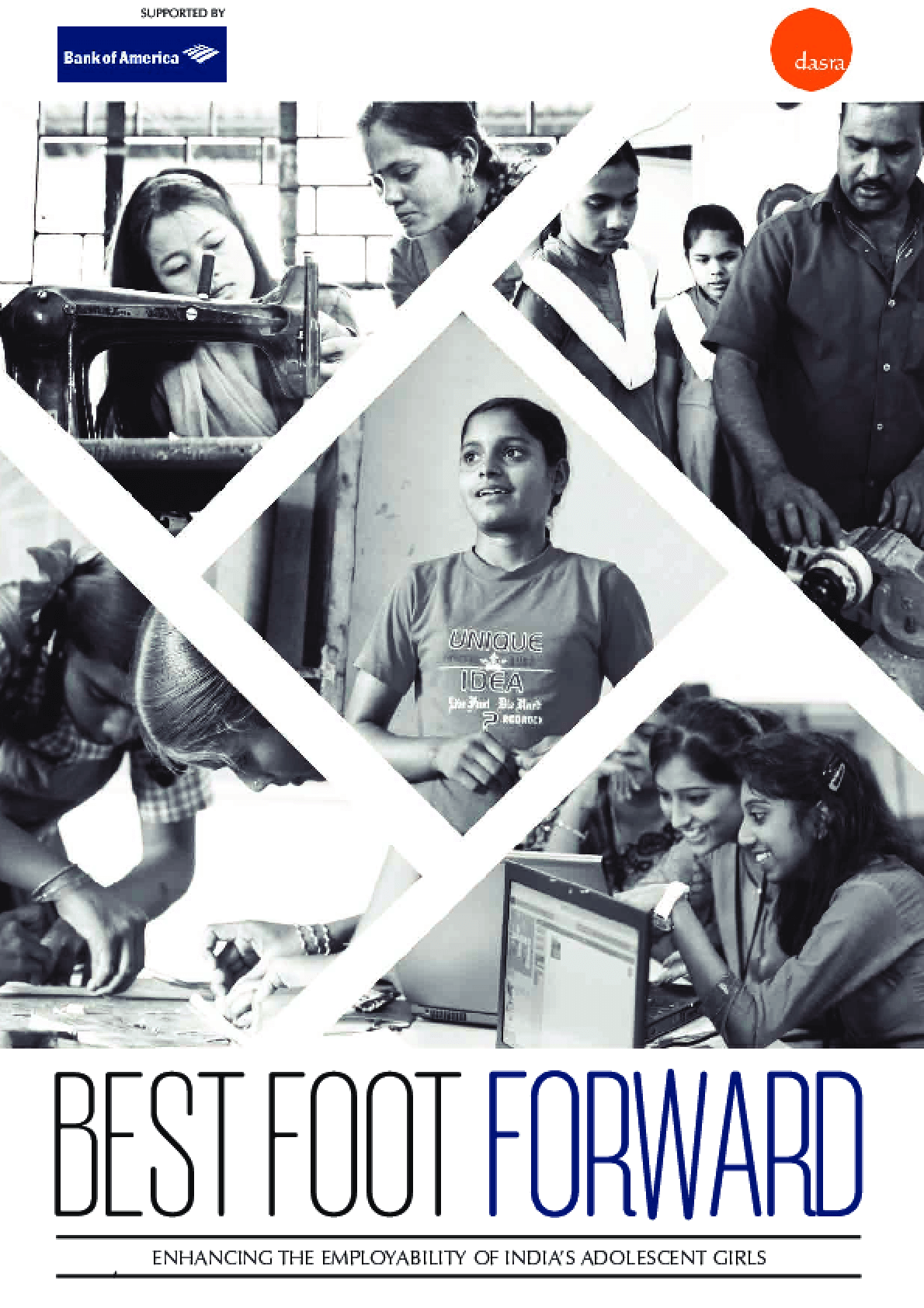Best Foot Forward: Enhancing the employability of India's adolescent girls