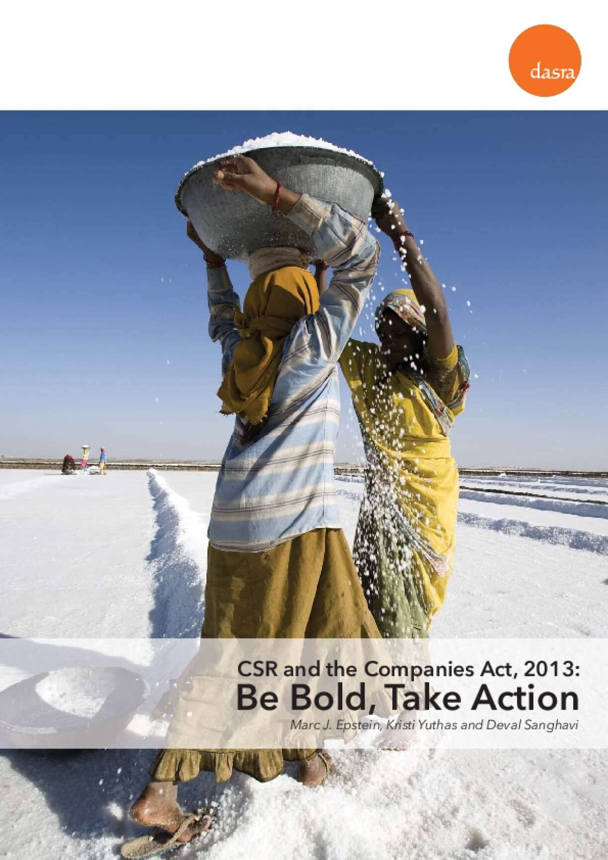 CSR and the Companies Act, 2013: Be Bold, Take Action