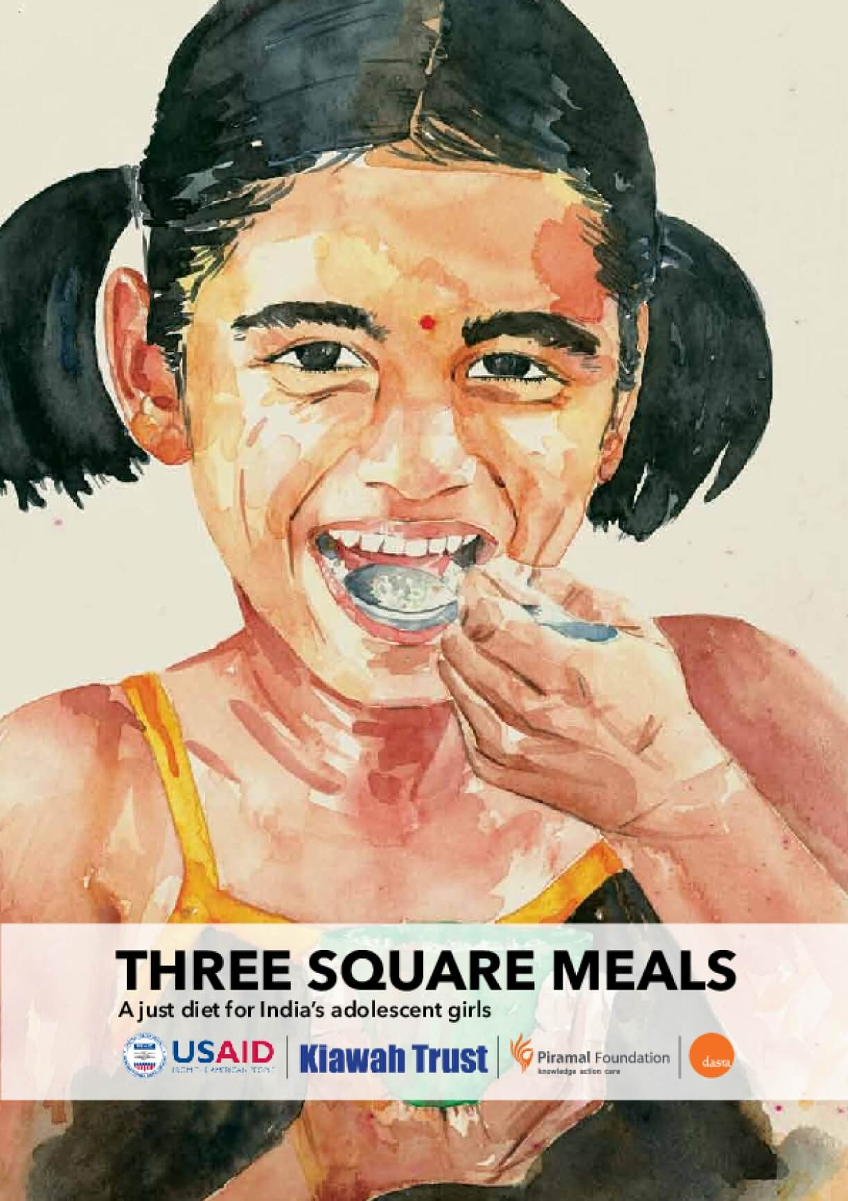 Three Square Meals: A just diet for India's adolescent girls - Part 1: The Issue and Context