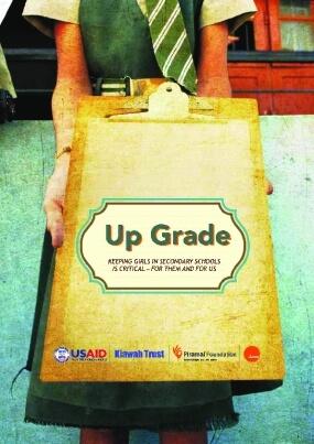 Up Grade: Keeping girls in secondary school