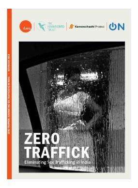 Zero Traffick: Eliminating sex trafficking in India