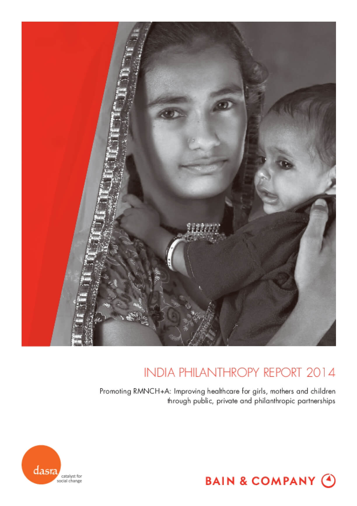 India Philanthropy Report 2014