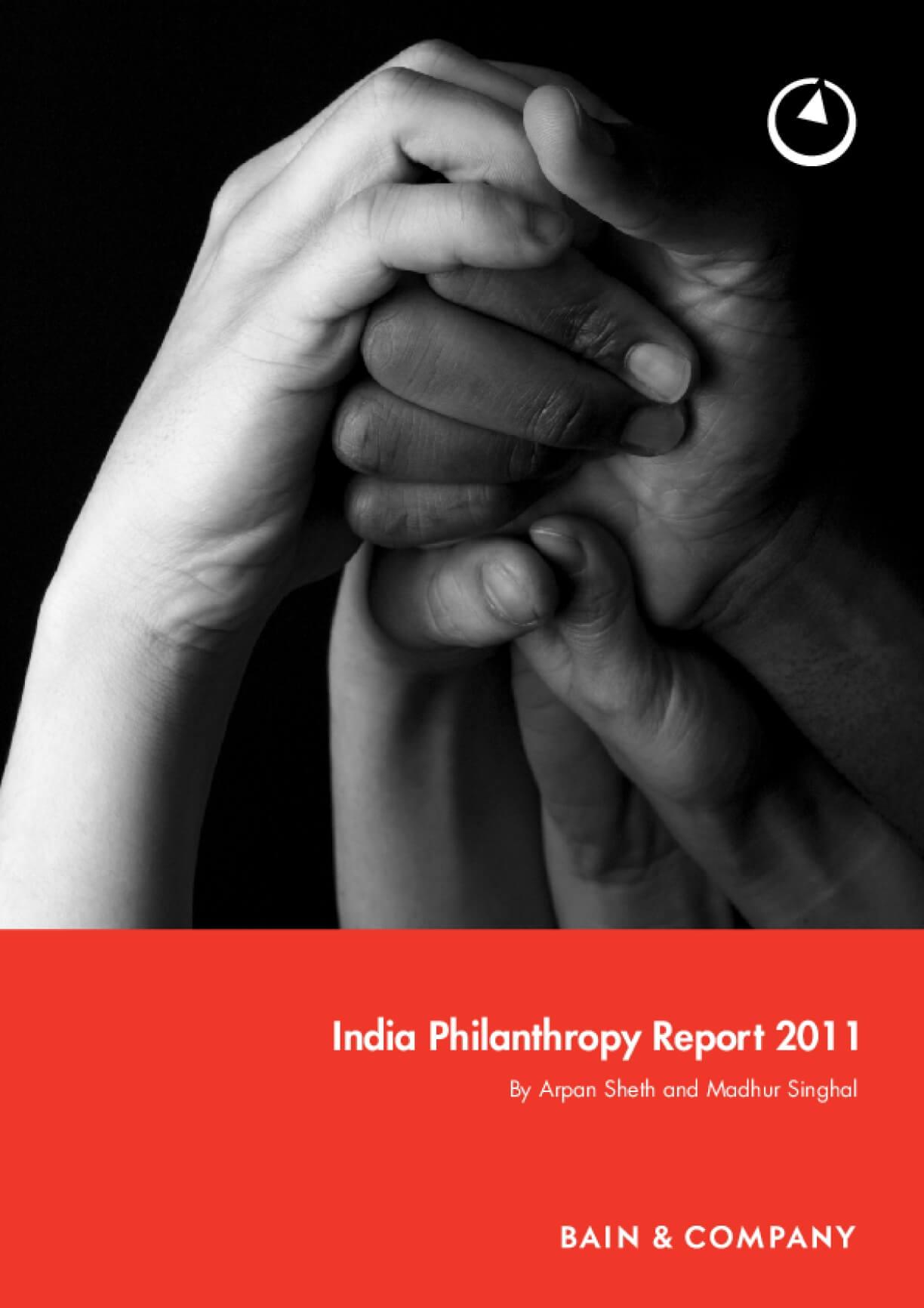 India Philanthropy Report 2011