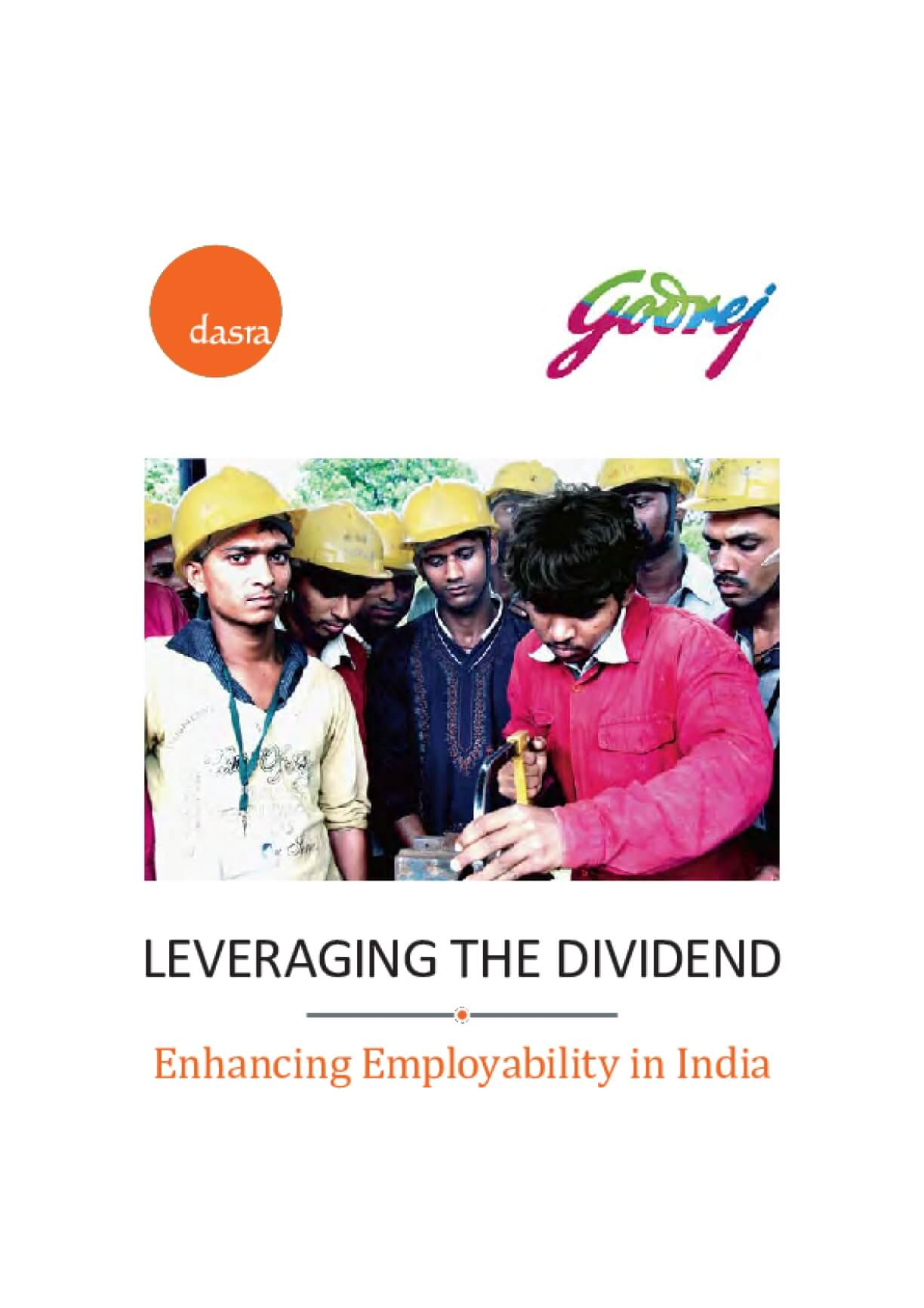 Leveraging the Dividend: Enhancing Employability in India