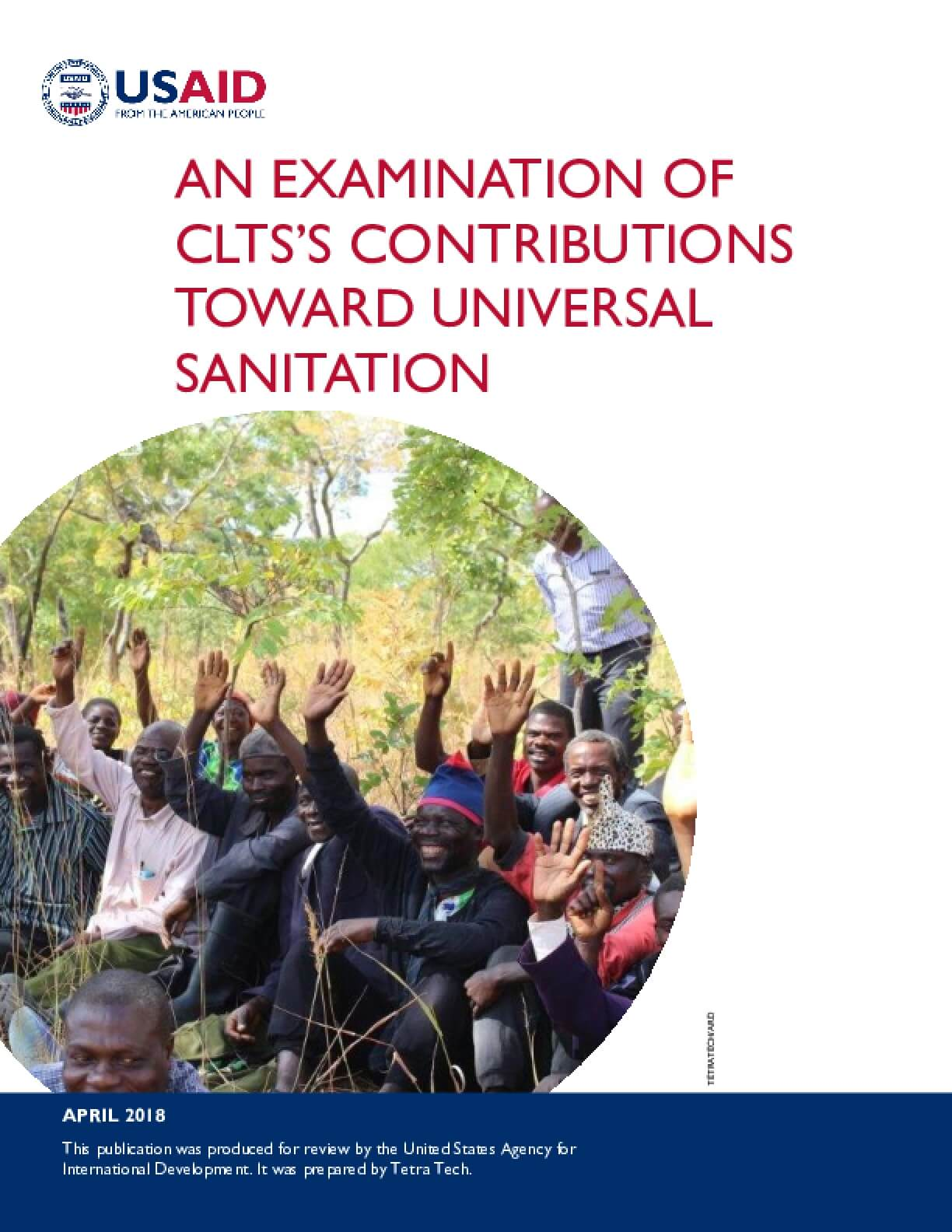 An Examination of CLTS's Contributions Toward Universal Sanitation