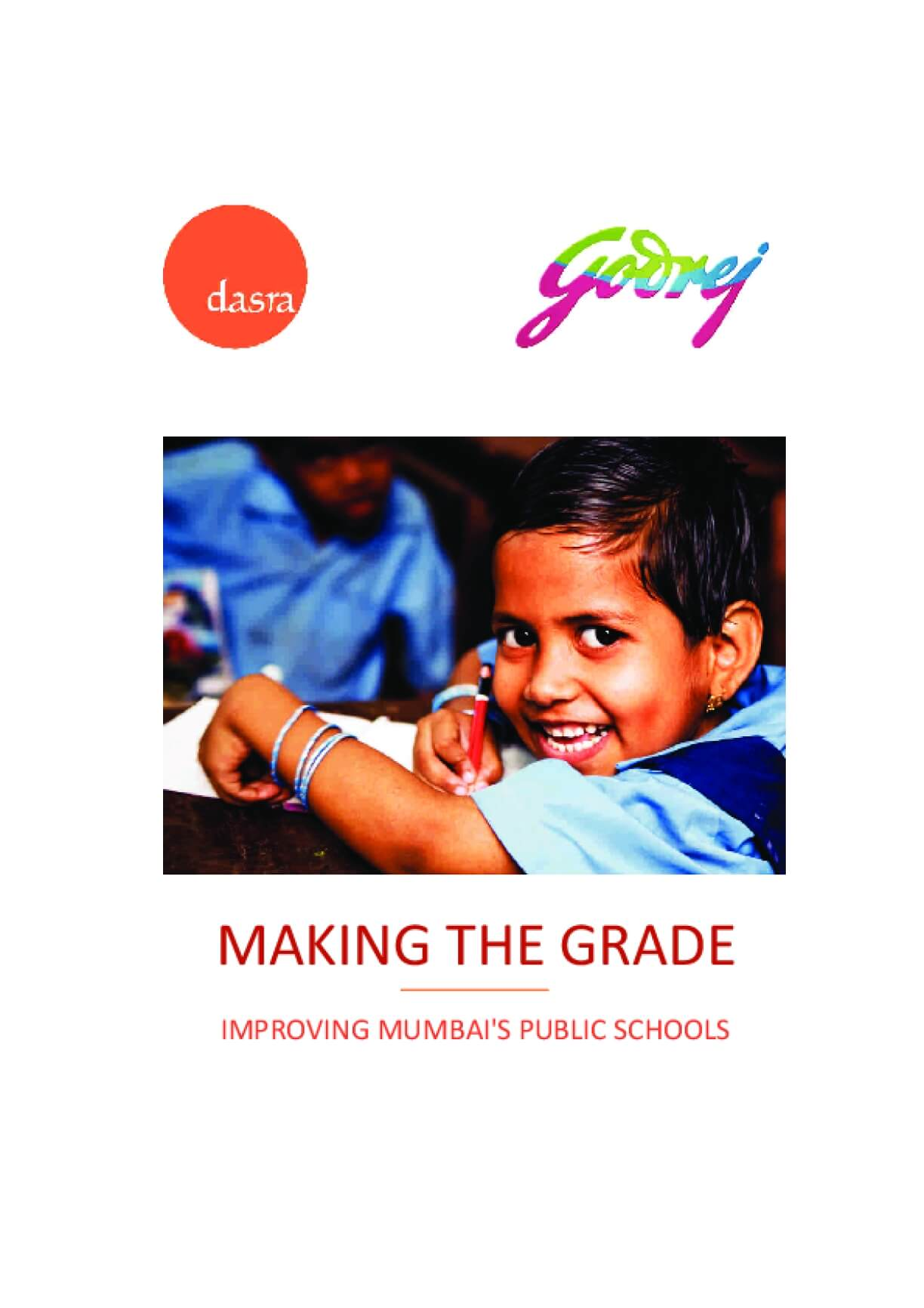 Making the Grade: Improving Mumbai's Public Schools