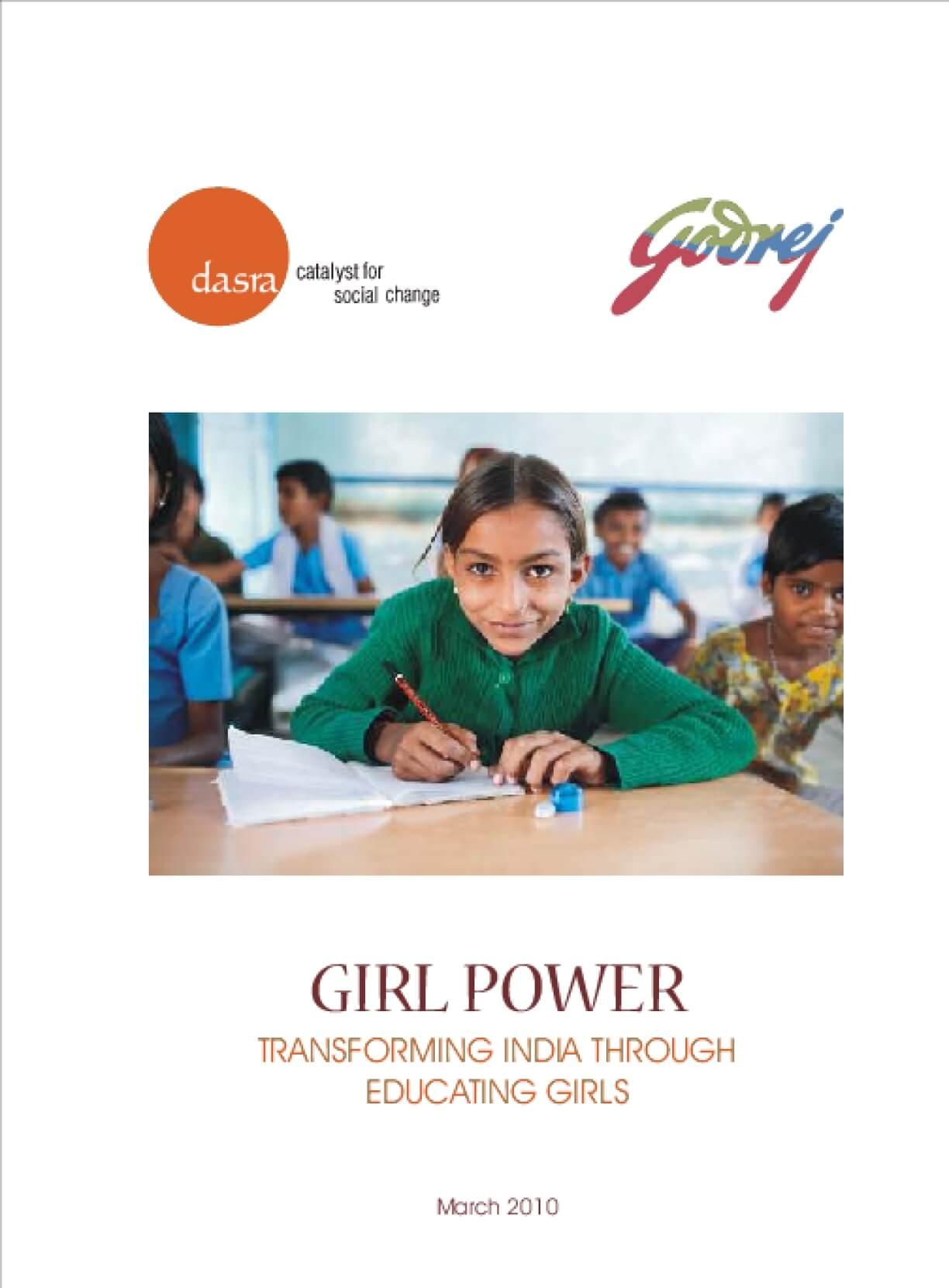 Girl Power: Transforming India Through Educating Girls