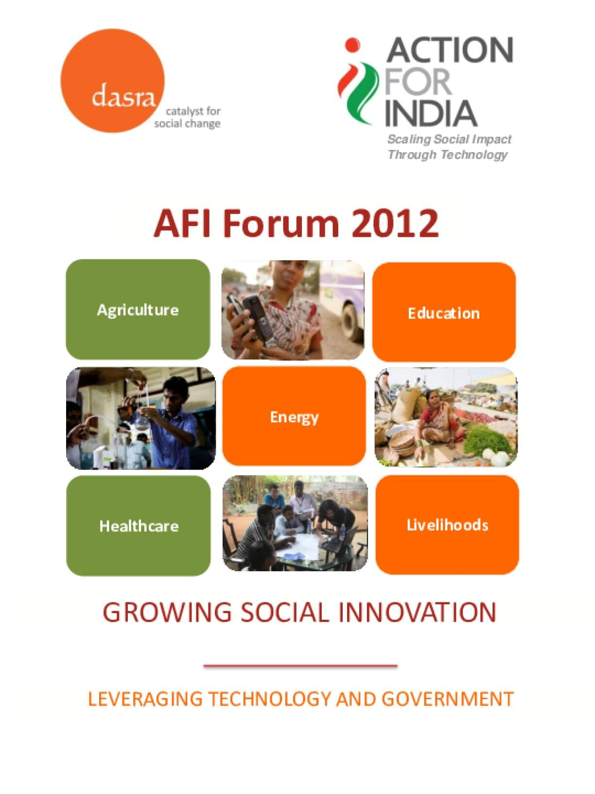Growing Social Innovation: Leveraging Technology and Government