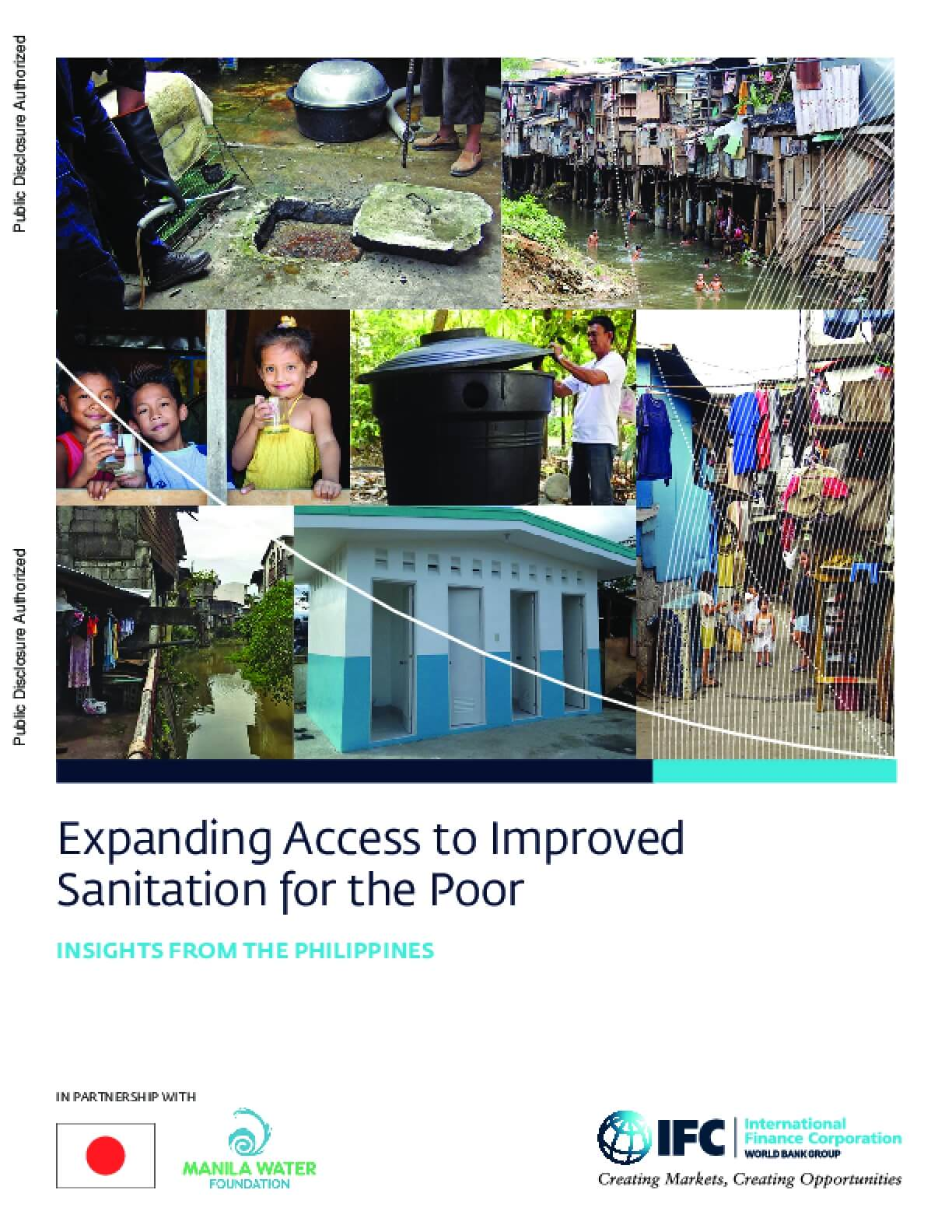 Expanding Access to Improved Sanitation for the Poor : Insights from the Philippines