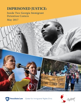 Imprisoned Justice: Inside Two Georgia Immigrant Detention Centers