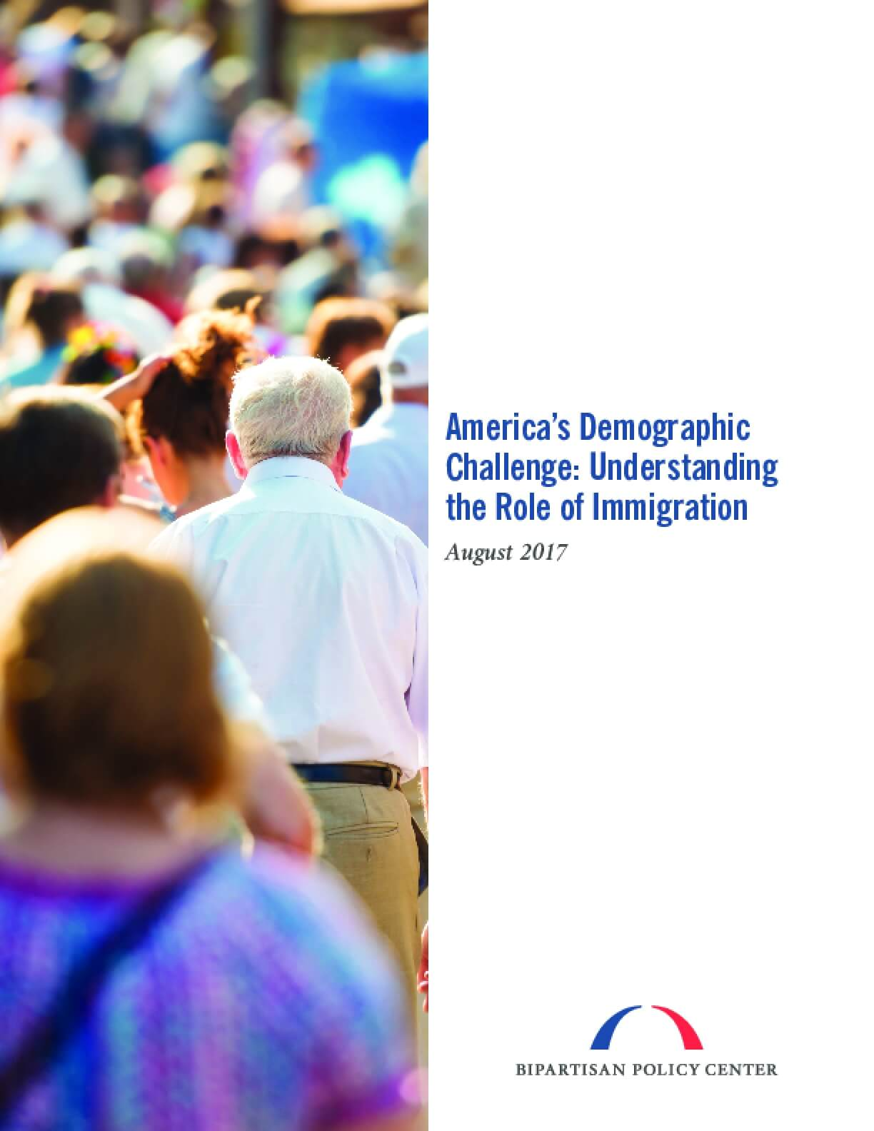 America's Demographic Challenge: Understanding the Role of Immigration