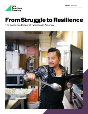 From Struggle to Resilience: The Economic Impact of Refugees in America