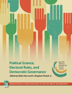 Task Force on Political Science, Electoral Rules, and Democratic Governance