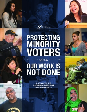 Protecting Minority Voters: Our Work is Not Done