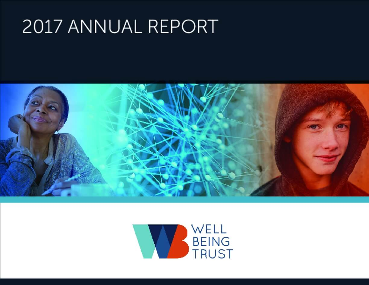 Well Being Trust 2017 Annual Report