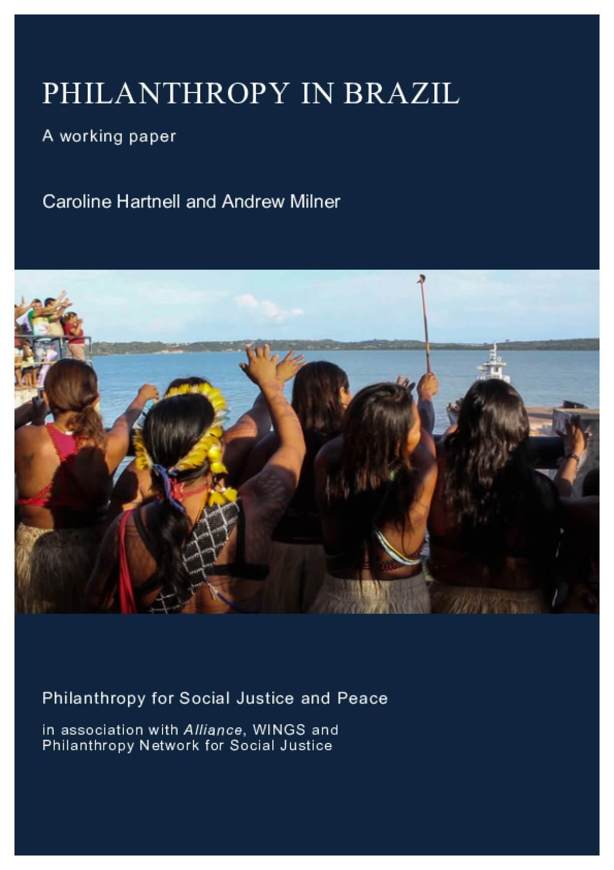 Philanthropy in Brazil Report