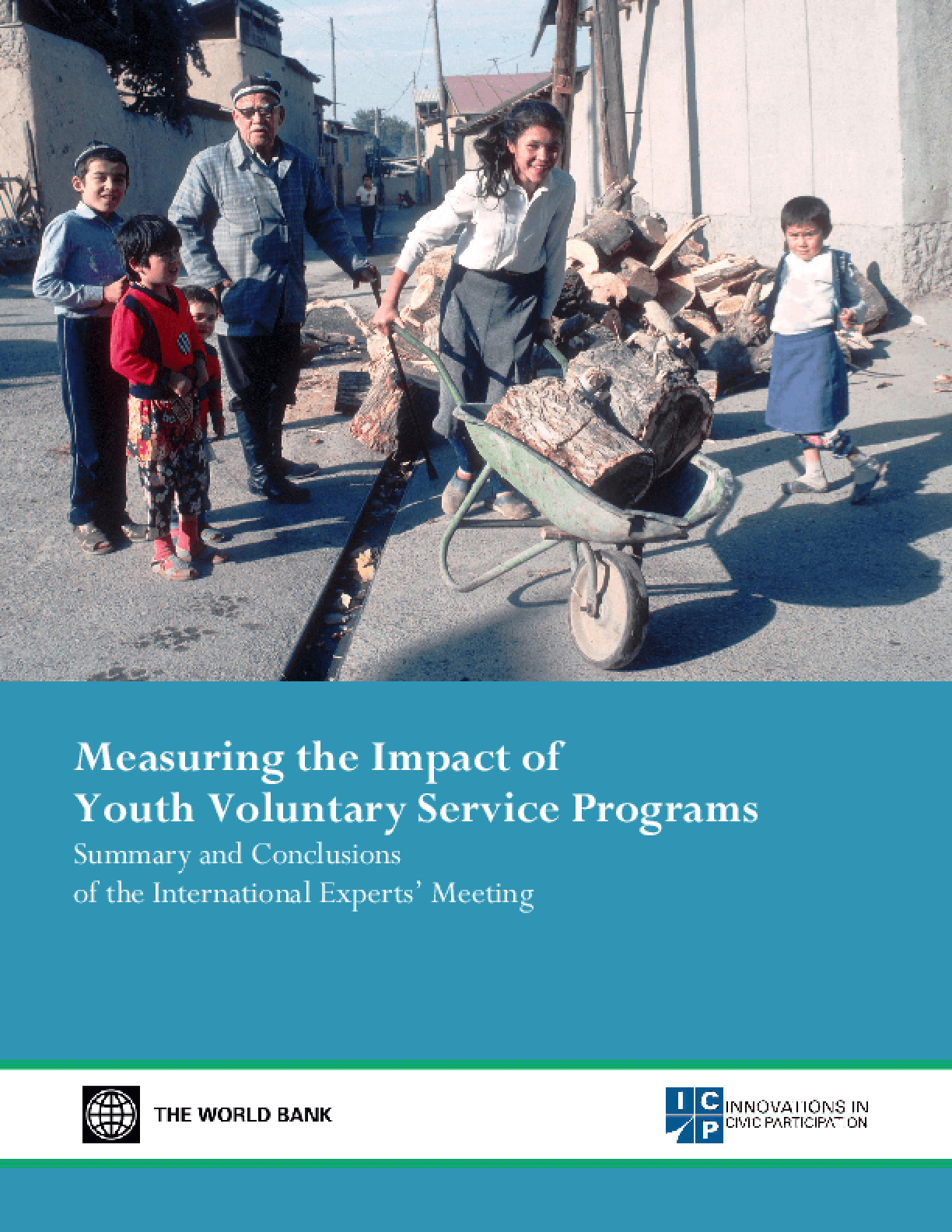 Measuring the Impact of Youth Voluntary Service Programs