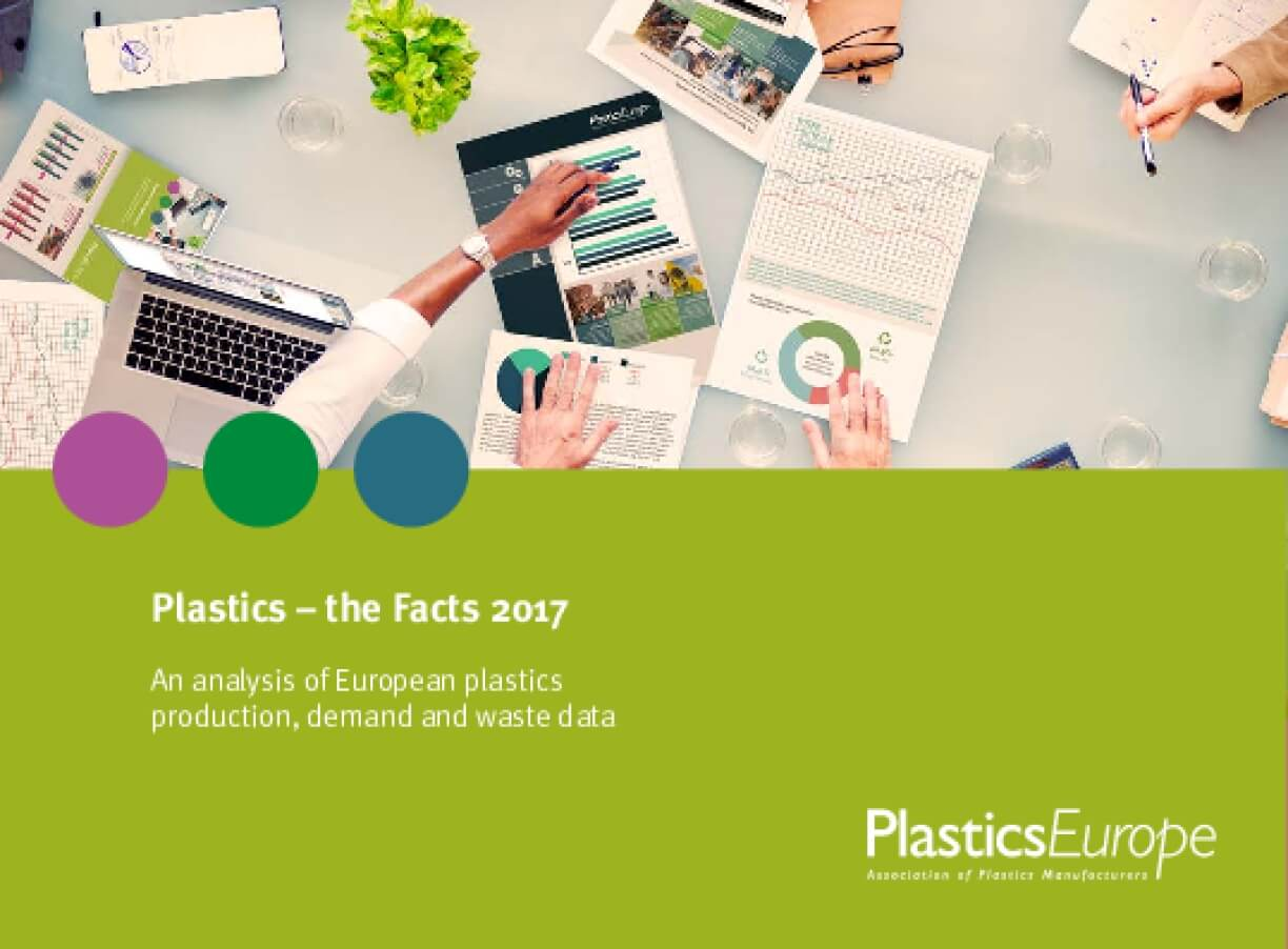Plastics - The Facts 2017: An Analysis of European Plastics Production, Demand and Waste Data