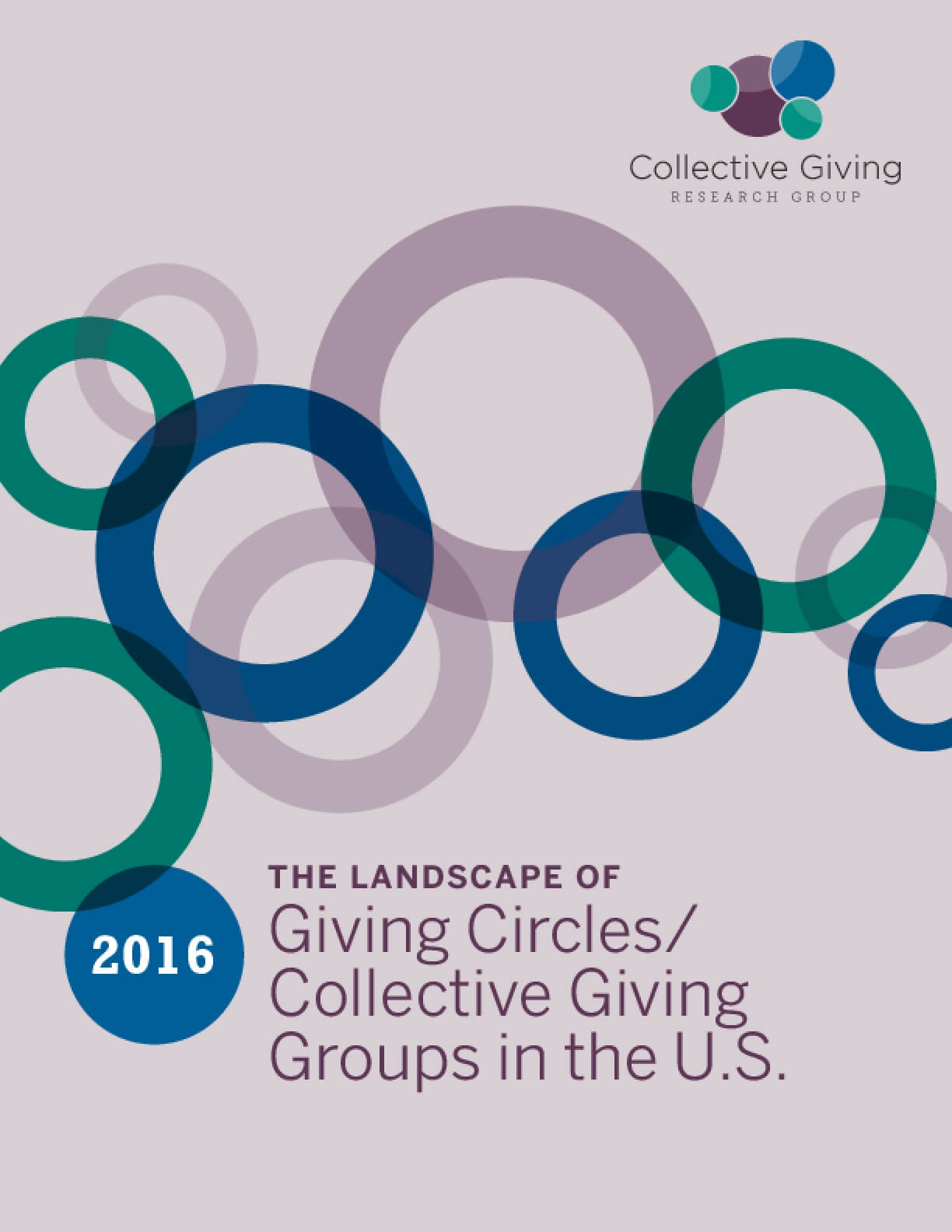 The Landscape of Giving Circles/Collective Giving Groups in the U.S.
