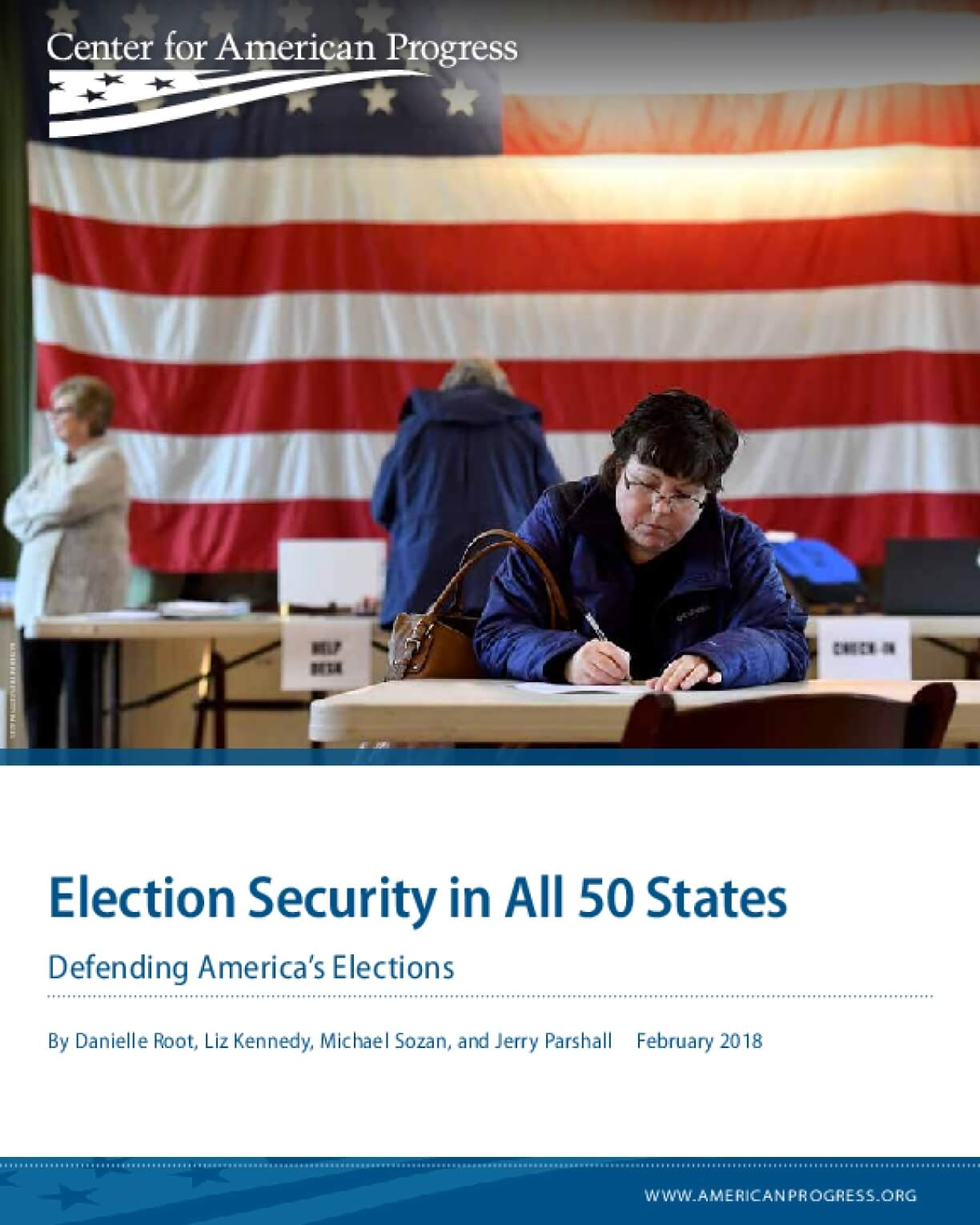 Election Security in All 50 States: Defending America's Elections