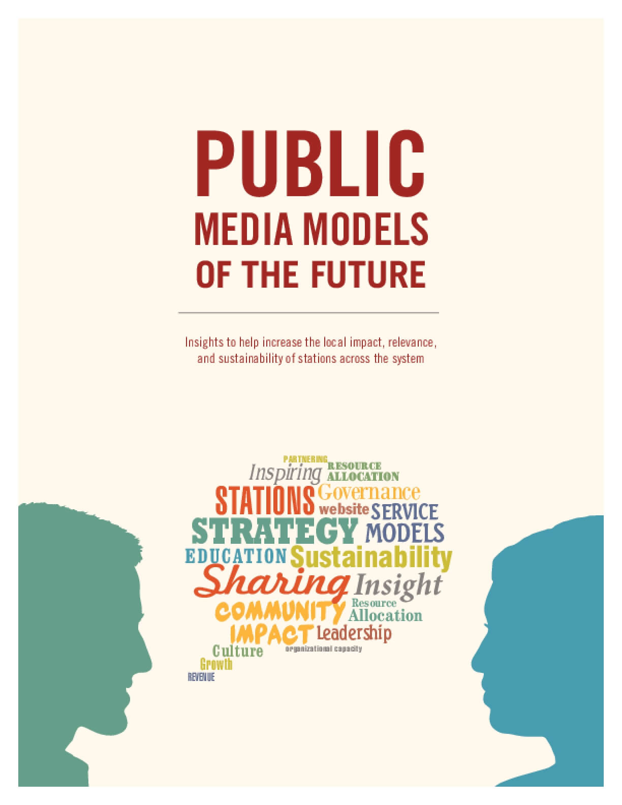 Public Media Models of the Future