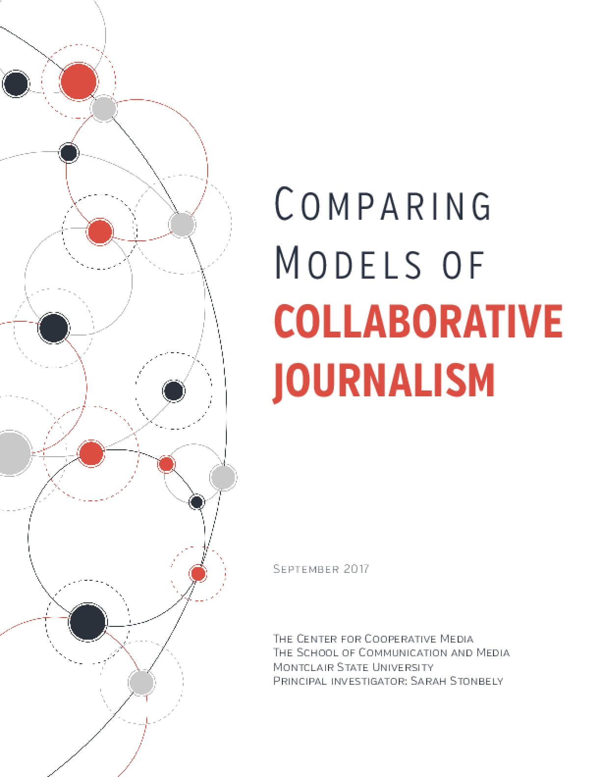 Comparing Models of Collaborative Journalism
