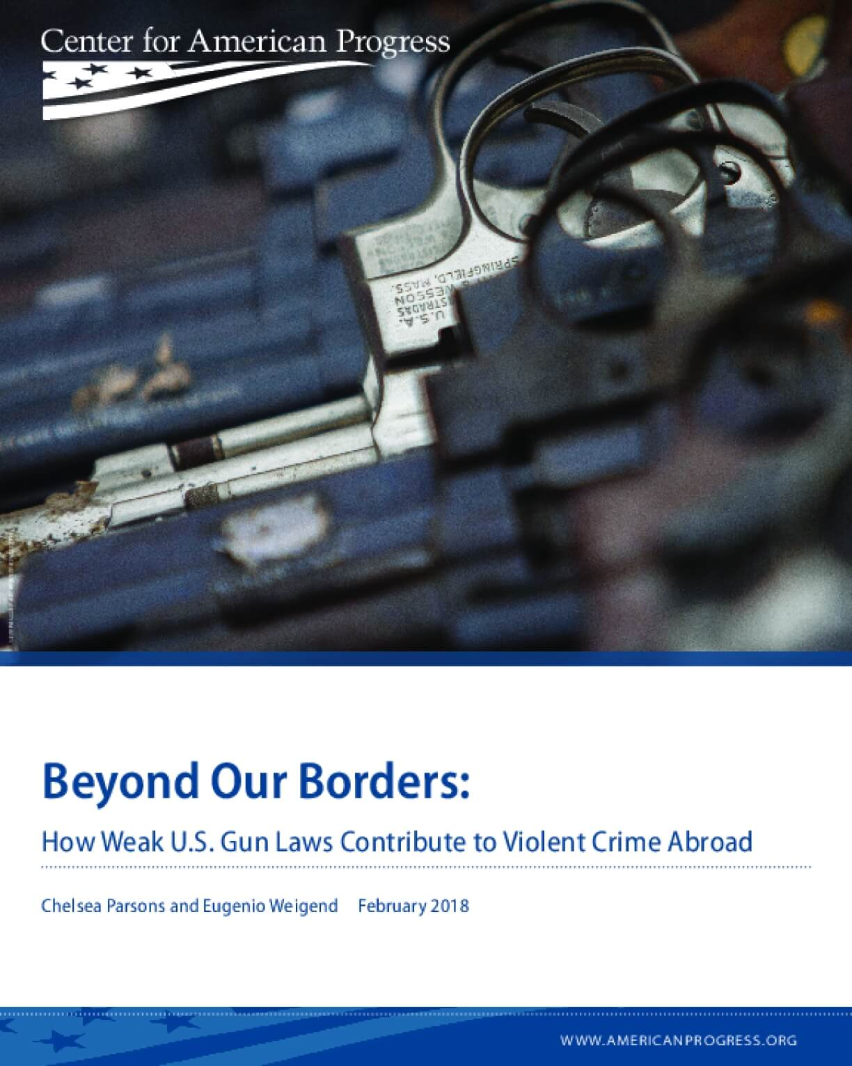 Beyond Our Borders: How Weak U.S. Gun Laws Contribute to Violent Crime Abroad