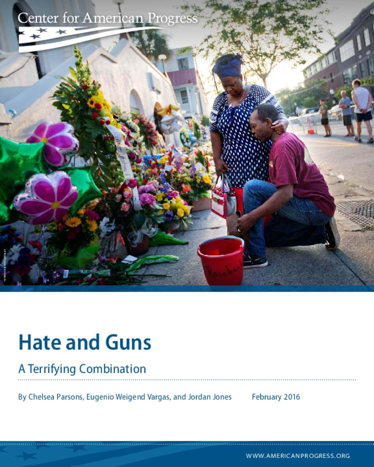 Hate and Guns: A Terrifying Combination