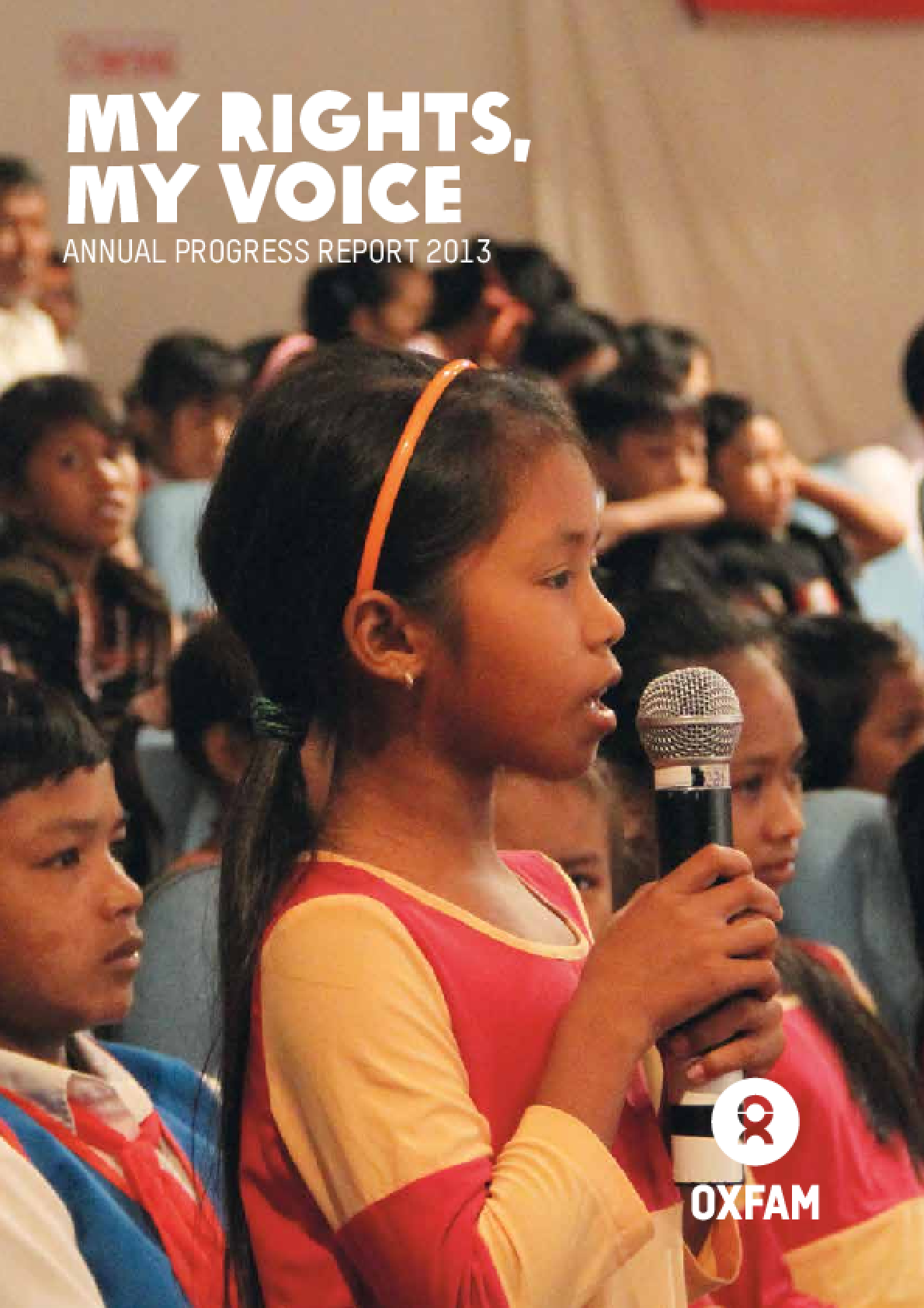 My Rights, My Voice Annual Progress Report 2013