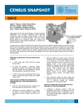 Census Snapshot: Ohio