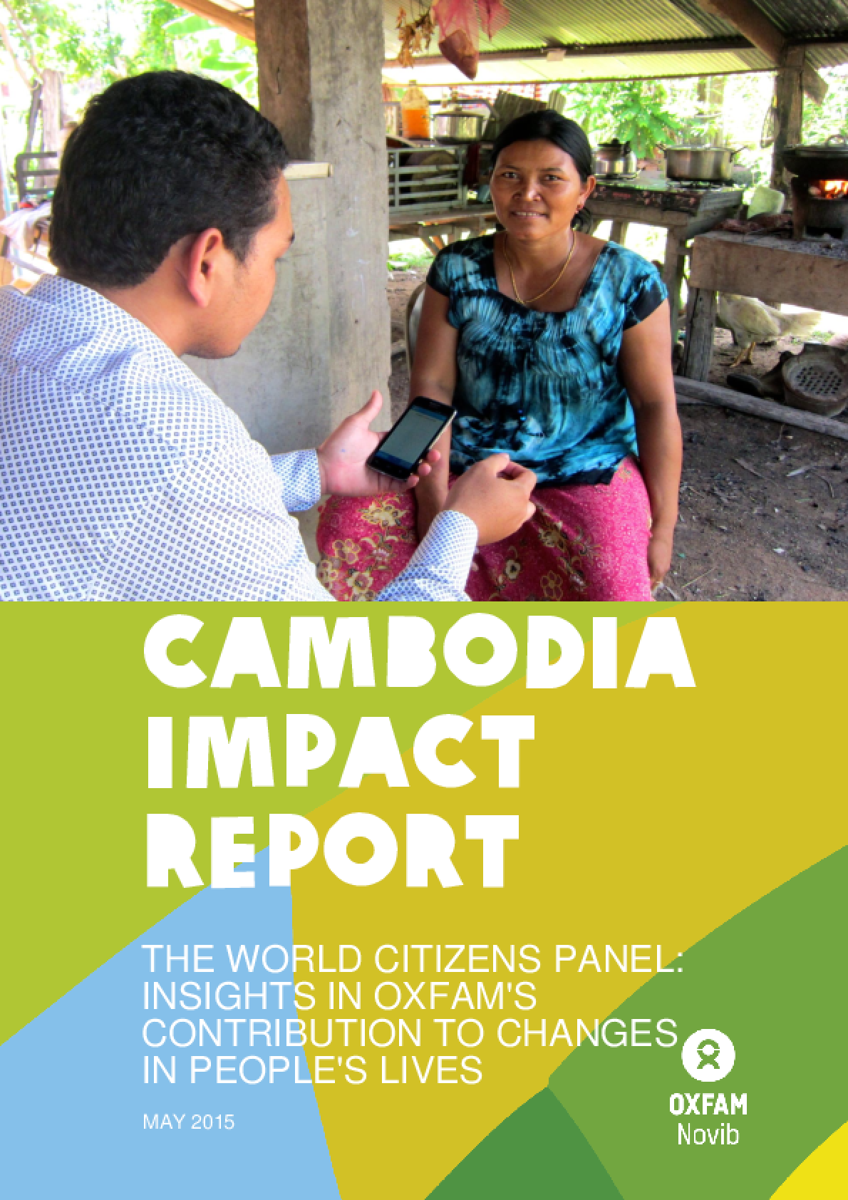 Cambodia Impact Report: The World Citizens Panel