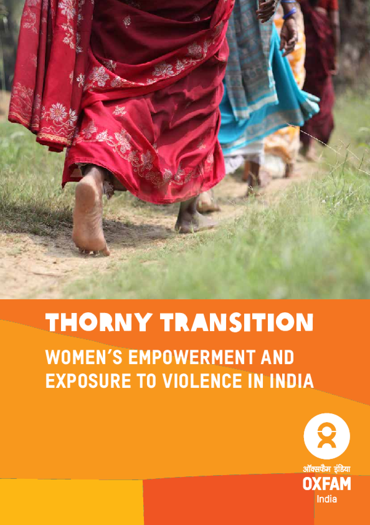 Thorny Transition: Women's empowerment and exposure to violence in India