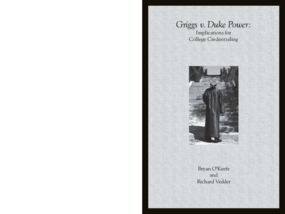 Griggs v Duke Power: Implications for College Credentialing