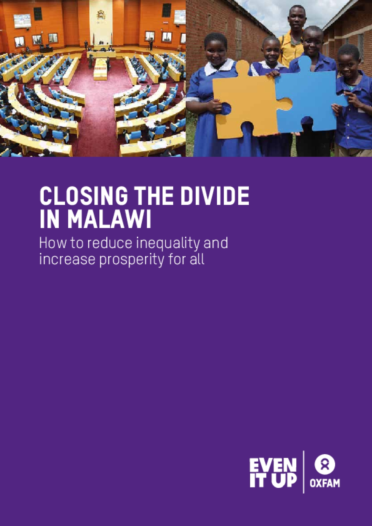 Closing the Divide in Malawi: How to Reduce Inequality and Increase Prosperity for All