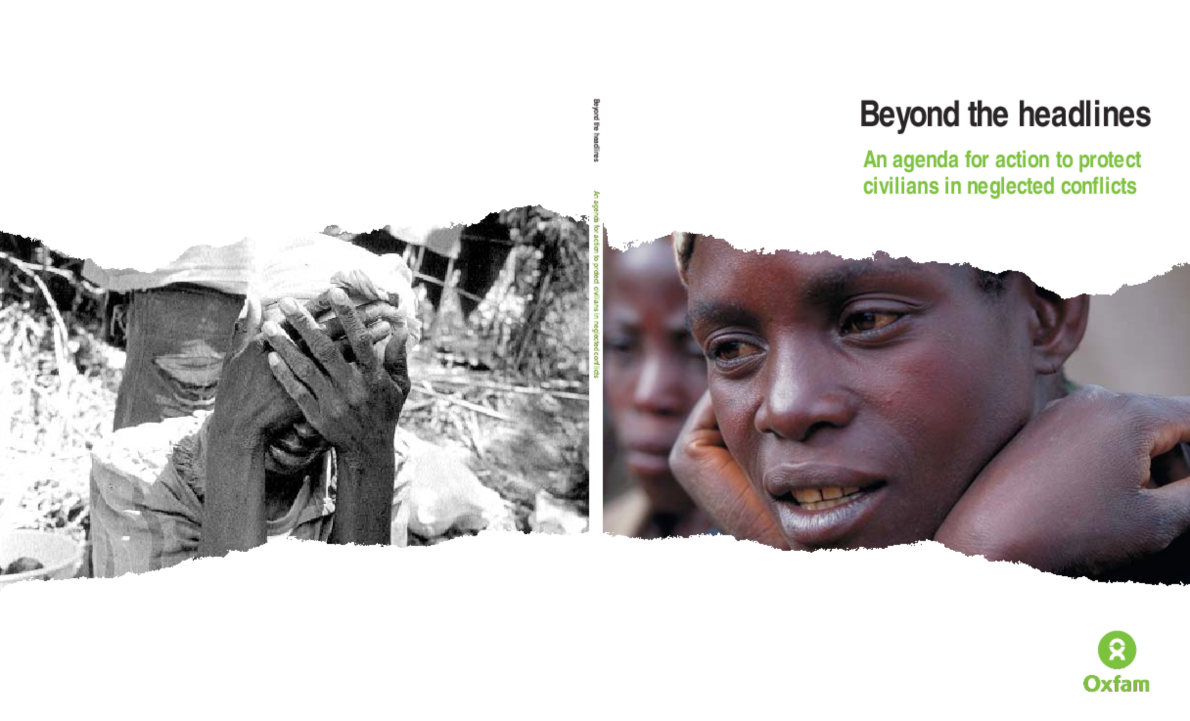 Beyond the Headlines: An agenda for action to protect civilians in neglected conflicts