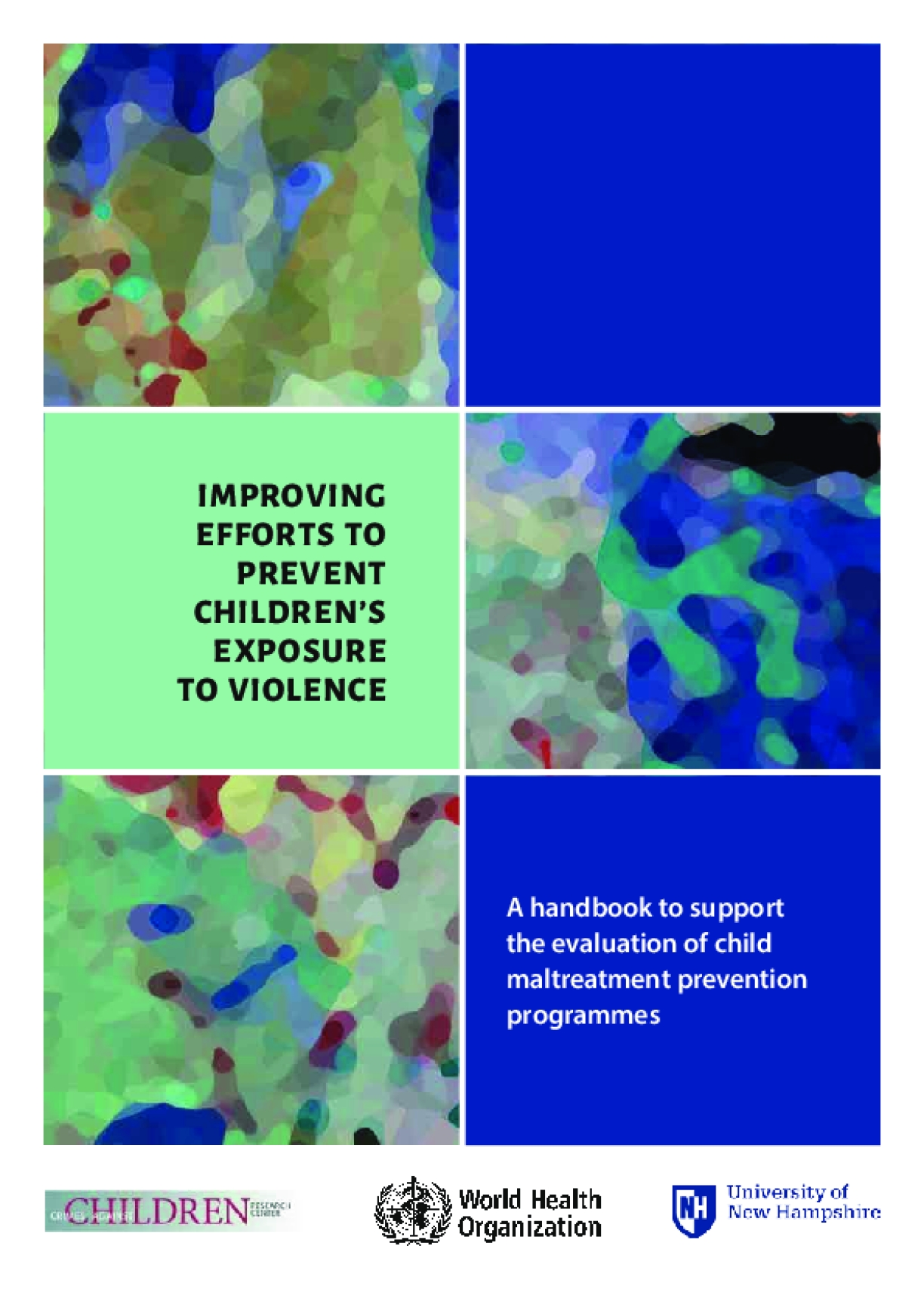 Handbook to Support Evaluation of Child Maltreatment