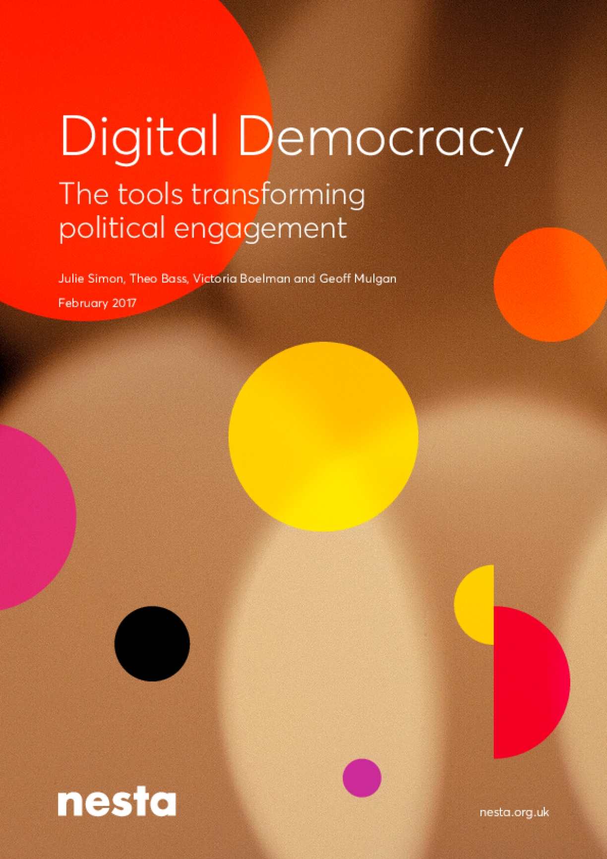 Digital Democracy : The Tools Transforming Political Engagement