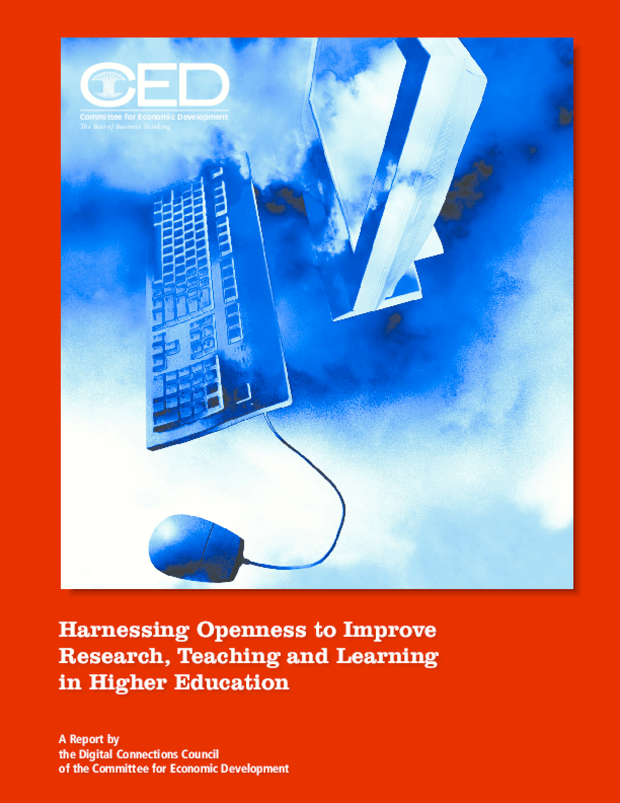 Harnessing Openness to Improve Research, Teaching and Learning in Higher Education